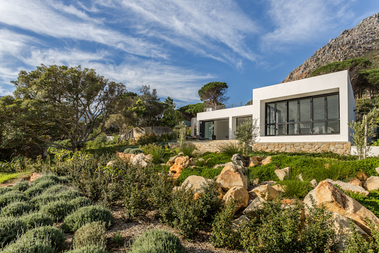House Hout Bay - Babett Frehrking Architect Modern houses by Babett Frehrking Architect Modern