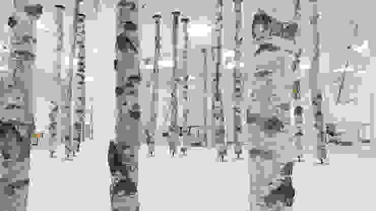 modern  von Di Origine Progettuale DOParchitetti, Modern Holz Holznachbildung