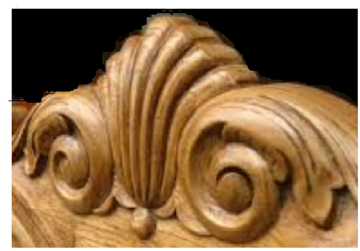 CARPINTERIA EBANISTERIA DISEÑOS FINOS:  de estilo colonial por CARPINTERIA Y EBANISTERIA, Colonial Madera Acabado en madera
