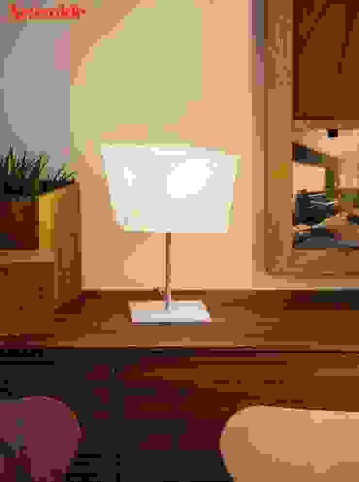 Hakofugu de Griscan diseño iluminación Moderno