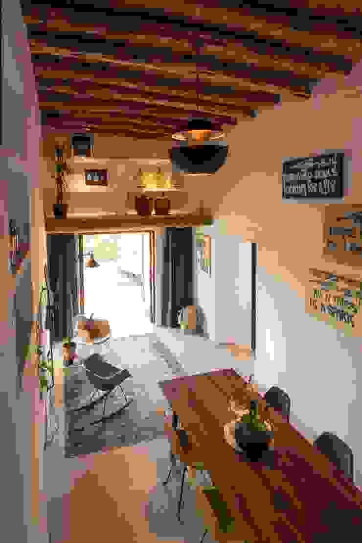 Ibiza Campo—Guesthouse Mediterranean style bedroom by Ibiza Interiors - Nederlandse Architect Ibiza Mediterranean