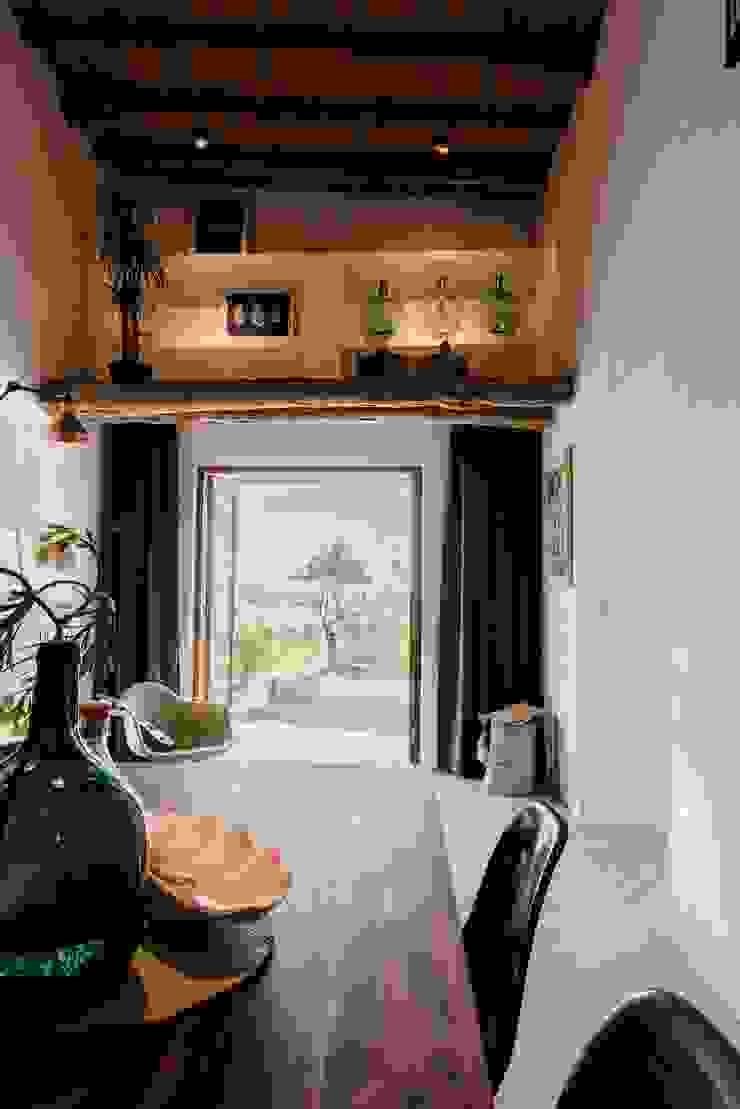 Ibiza Campo—Guesthouse by Ibiza Interiors - Nederlandse Architect Ibiza Mediterranean