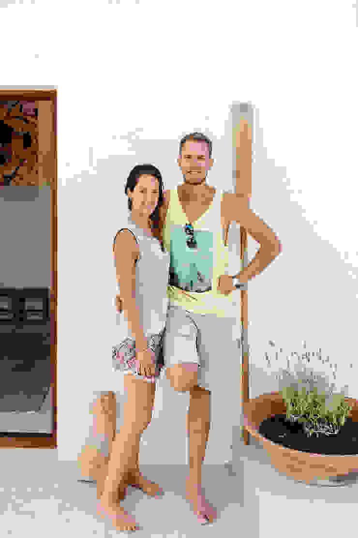 Ibiza Campo—Guesthouse Mediterranean style garden by Ibiza Interiors - Nederlandse Architect Ibiza Mediterranean