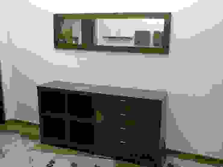 modern  von laura zilinski arquitecta, Modern Holz Holznachbildung