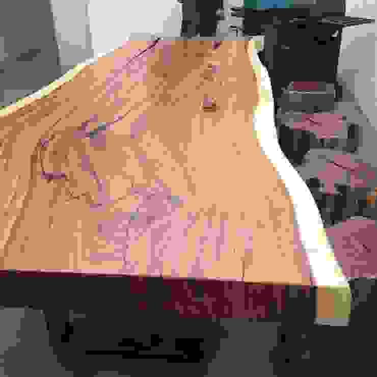 ที่เรียบง่าย  โดย woodlosophy, มินิมัล ไม้จริง Multicolored