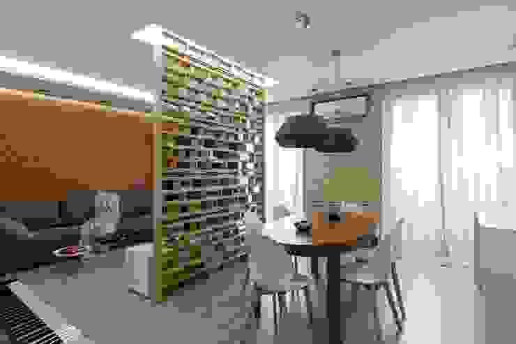 Esszimmer von EUGENE MESHCHERUK   |  architecture & interiors, Modern