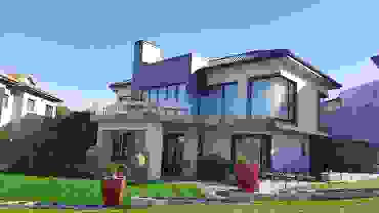 Mossel Bay Golf Estate Modern houses by Rudman Visagie Modern