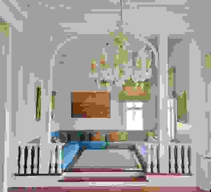 Ahşap Konak Baş Oda, Konak Dekorasyon, Köşk Öztek Mimarlık Restorasyon İnşaat Mühendislik Klasik