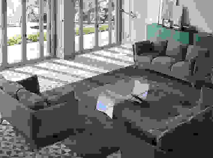 Mesas de centro e sofás com design Coffee tables and sofas with design www.intense-mobiliario.com SPECCHIO / AGIO por Intense mobiliário e interiores; Moderno