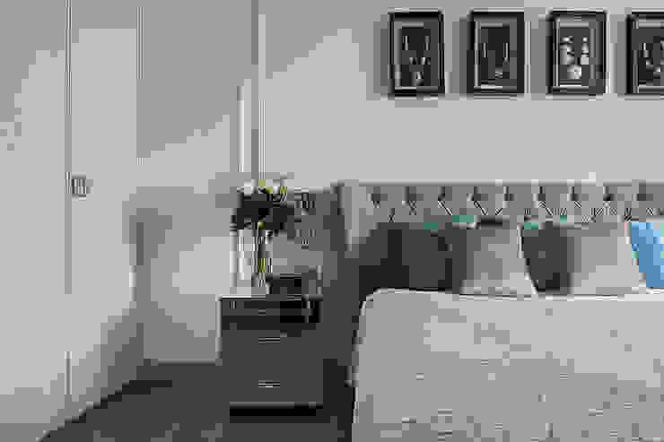 Dormitorios rústicos de Надежда Каппер Rústico