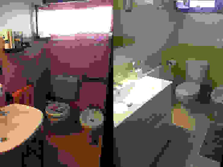 Instalação sanitária por 4 Pontos