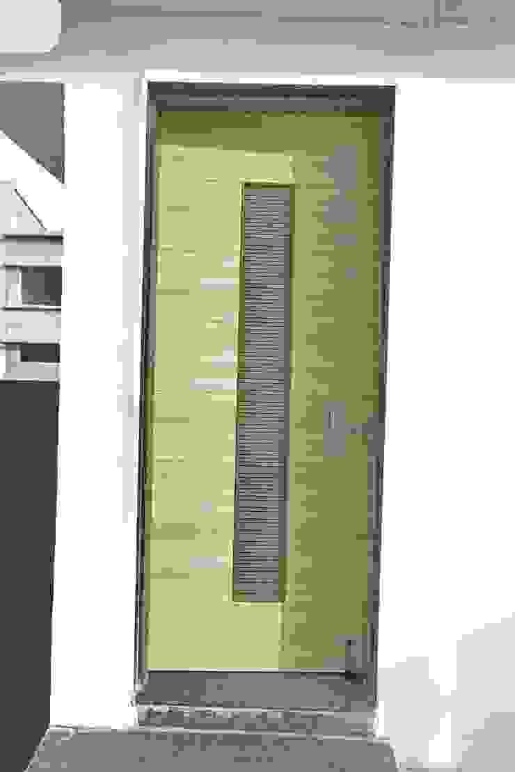 Office Main Door Modern office buildings by ZEAL Arch Designs Modern