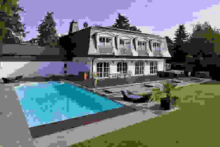Hesselbach GmbH Бассейны в эклектичном стиле