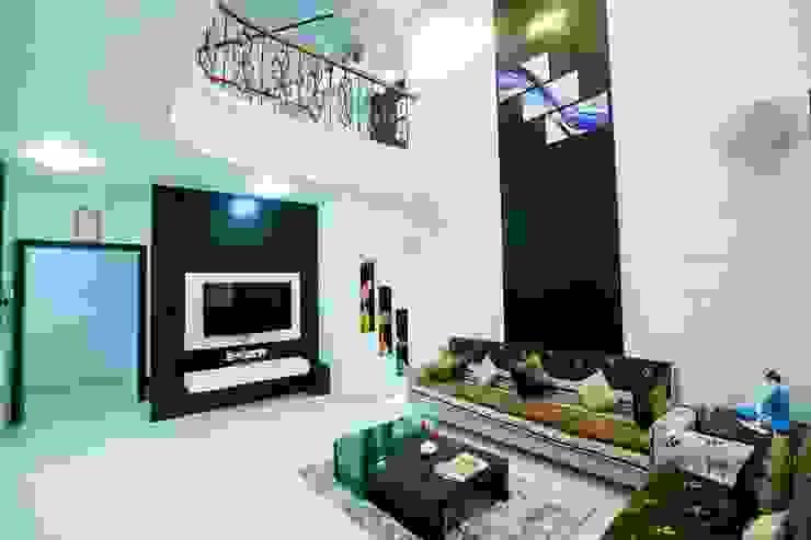 Livings de estilo moderno de ZEAL Arch Designs Moderno