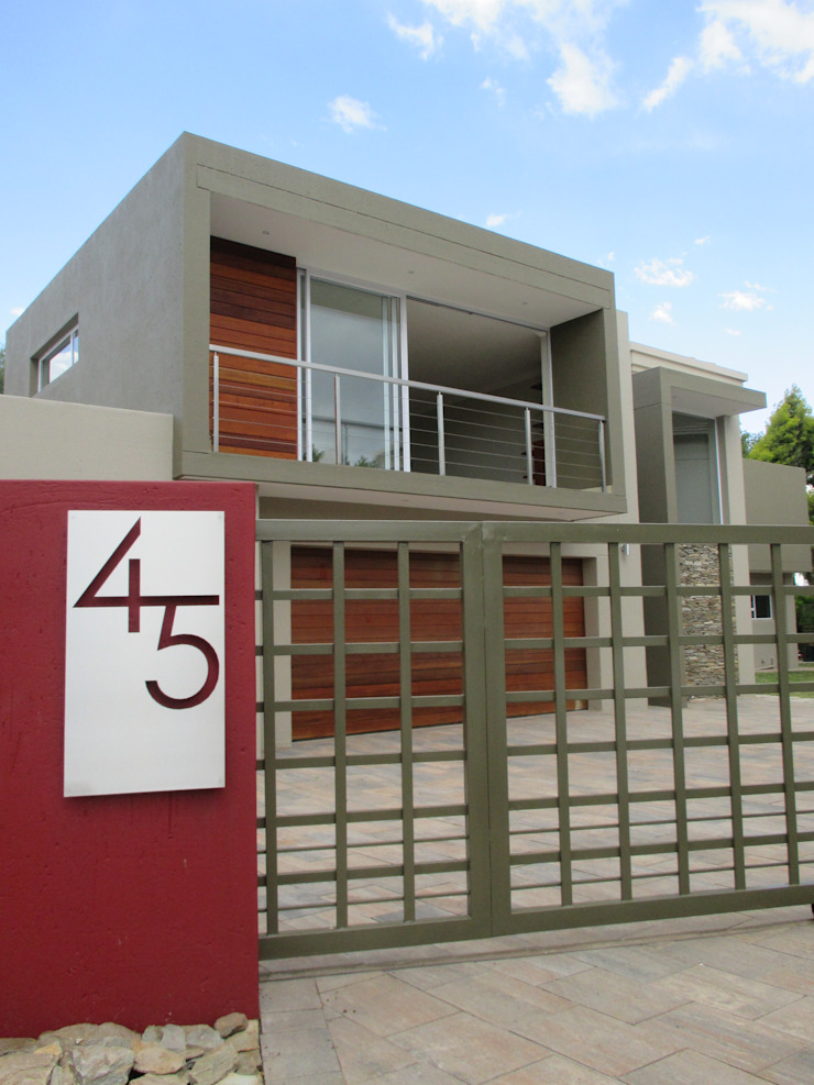 House Basson by Orton Architects