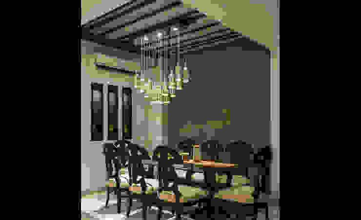 Singh Residence: modern  by StudioEzube,Modern Glass