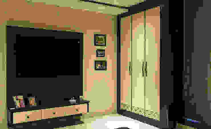 Singh Residence: modern  by StudioEzube,Modern Wood Wood effect