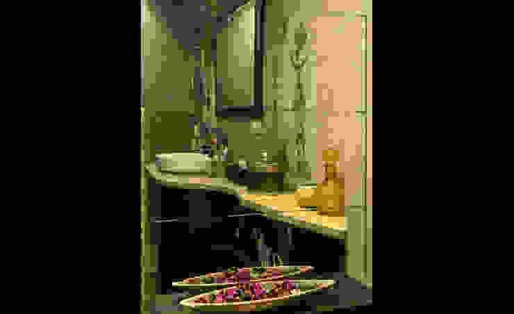Singh Residence: modern  by StudioEzube,Modern Tiles