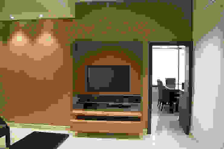 Chand Residence: modern  by StudioEzube,Modern Wood Wood effect