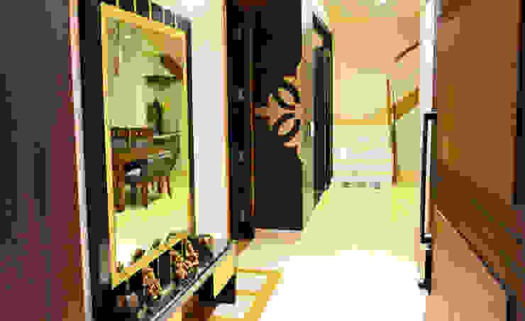 Mehra Residence: modern  by StudioEzube,Modern Tiles