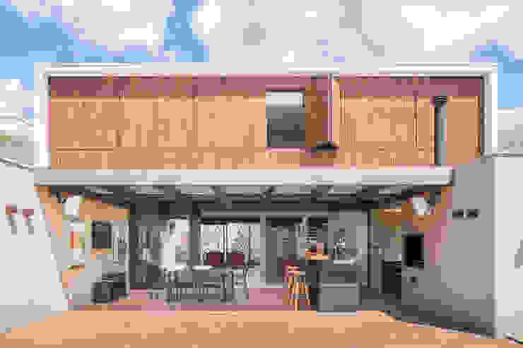Modern home by Joana França Modern Wood Wood effect