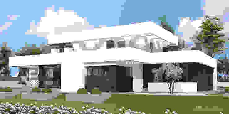 Projekt domu HomeKONCEPT 41 HomeKONCEPT | Projekty Domów Nowoczesnych