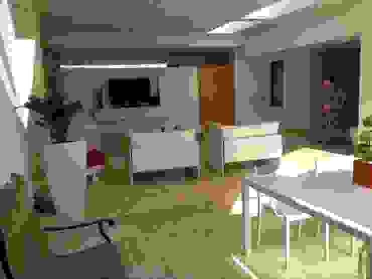 Proyecto Acarigua THE muebles Salas de estilo moderno