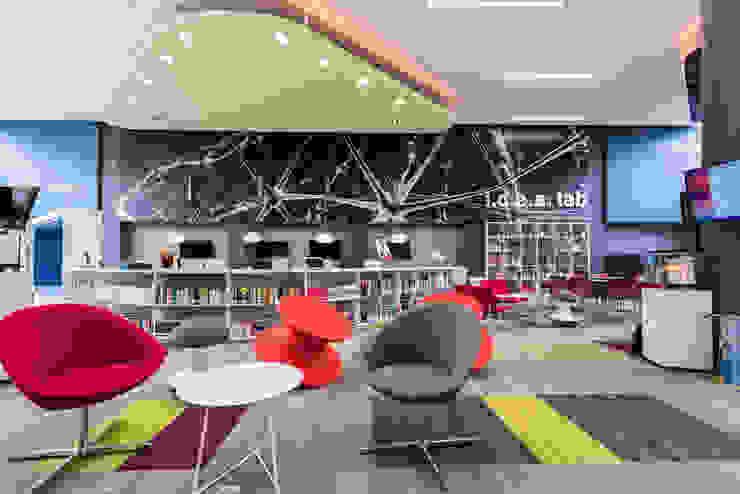 Idea Lab Estudios y despachos modernos de ARCO Arquitectura Contemporánea Moderno