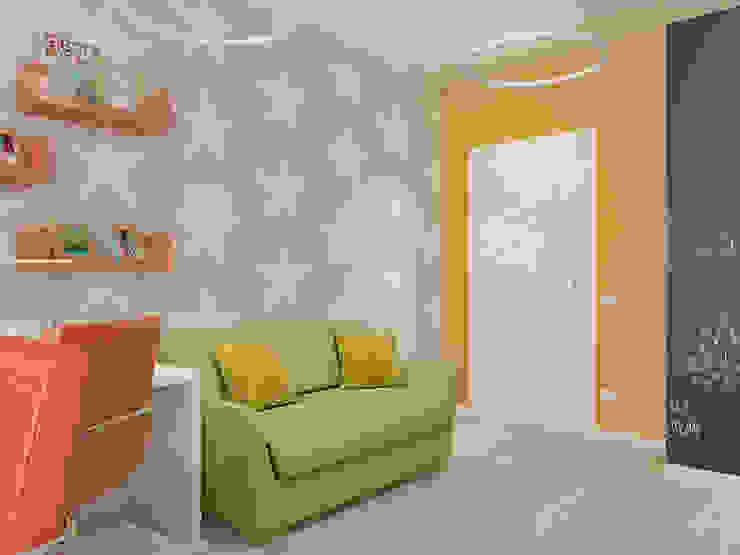 Moderne Kinderzimmer von Design interior OLGA MUDRYAKOVA Modern