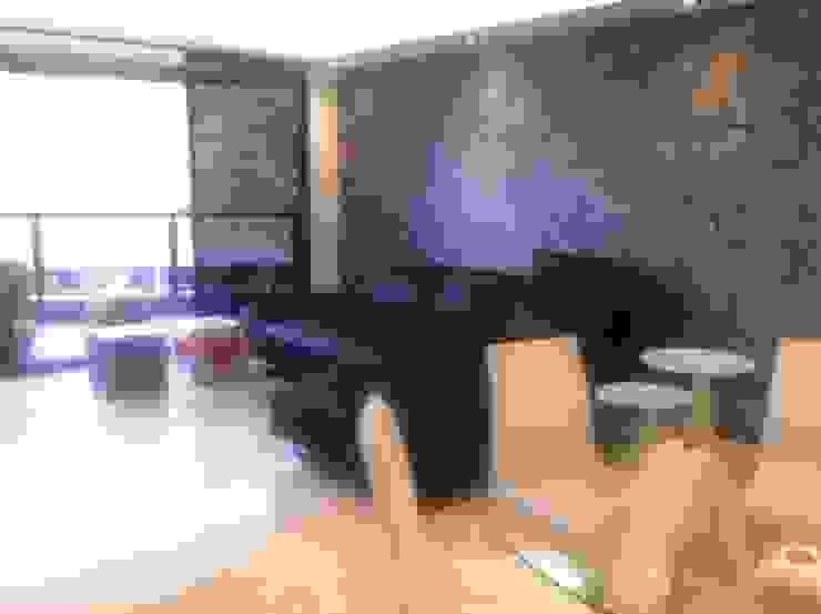 Proyecto Lagunita THE muebles Salas de estilo moderno