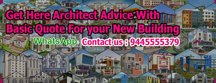 architects chennai by Aishwaryambuilder