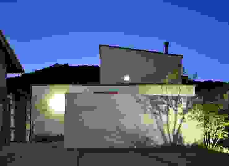 Rumah Gaya Rustic Oleh FrameWork設計事務所 Rustic