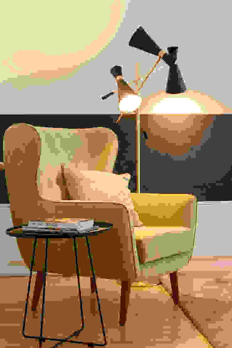 Moradia c/ 2 quartos – Cascais por Traço Magenta - Design de Interiores Moderno