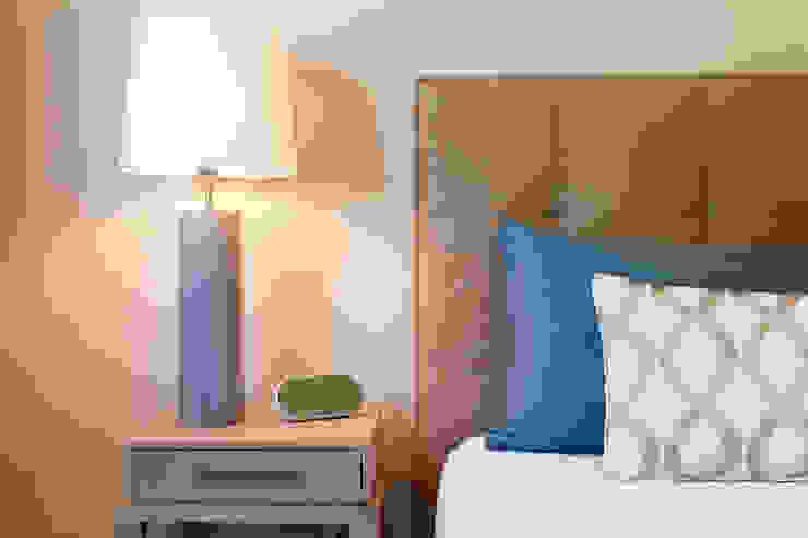 Moradia c/ 2 quartos – Cascais Quartos modernos por Traço Magenta - Design de Interiores Moderno