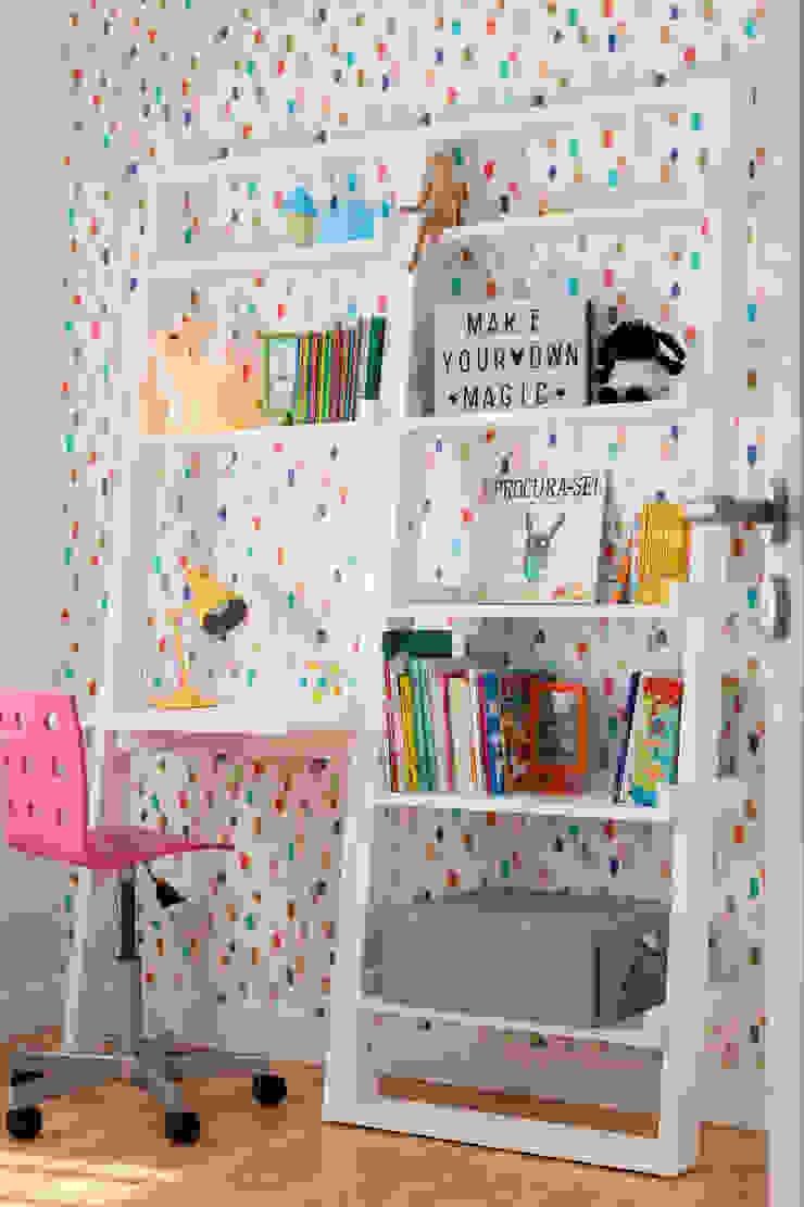 Moradia c/ 2 quartos – Cascais Quartos de criança modernos por Traço Magenta - Design de Interiores Moderno