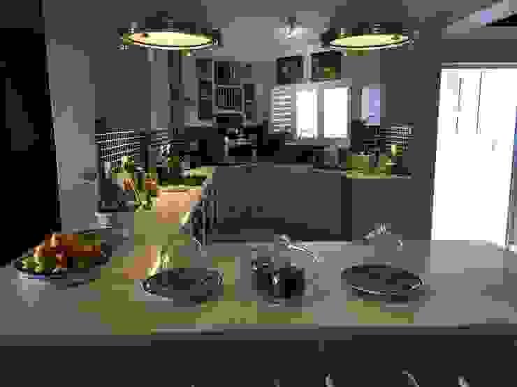 De Kelders Residence Hermanus Western Cape Modern kitchen by CS DESIGN Modern