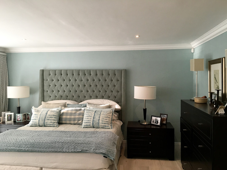 De Kelders Residence Hermanus Western Cape CS DESIGN Modern style bedroom