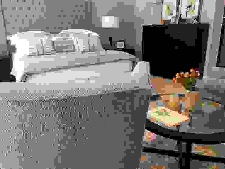 De Kelders Residence Hermanus Western Cape Modern style bedroom by CS DESIGN Modern