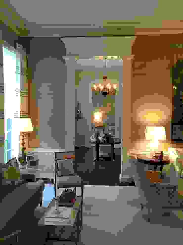Kalorama Living Room Lighting Hinson Design Group 客廳