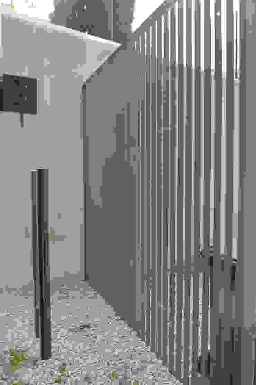 Logradouro ARH Jardins de Inverno minimalistas por QFProjectbuilding, Unipessoal Lda Minimalista