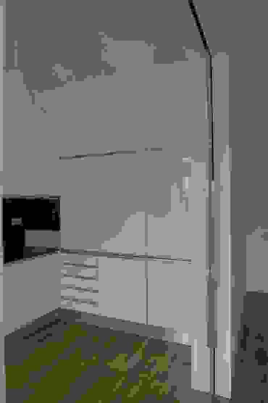 Cozinhas ARH Cozinhas modernas por QFProjectbuilding, Unipessoal Lda Moderno