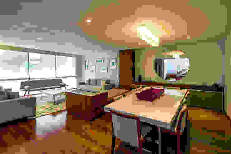 Casa Gonmar Comedores modernos de DIN Interiorismo Moderno