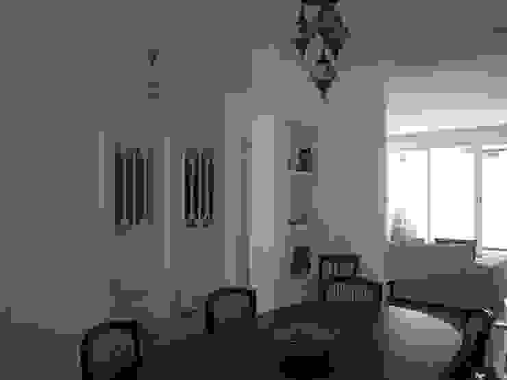 Salas de jantar clássicas por QFProjectbuilding, Unipessoal Lda Clássico
