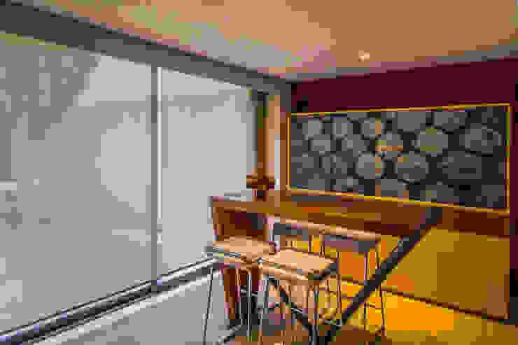 Casa Gonmar Bodegas modernas de DIN Interiorismo Moderno