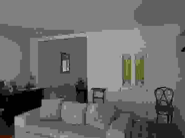 Salas de estar clássicas por QFProjectbuilding, Unipessoal Lda Clássico