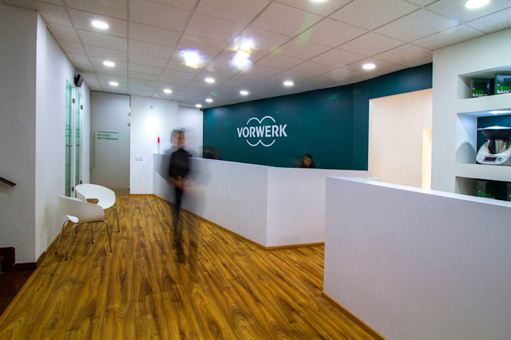Thermomix Estudios y despachos modernos de DIN Interiorismo Moderno