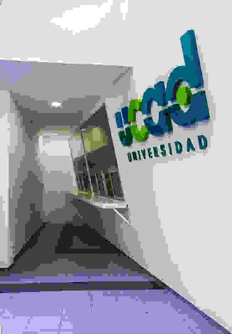 UCAD Estudios y despachos modernos de DIN Interiorismo Moderno