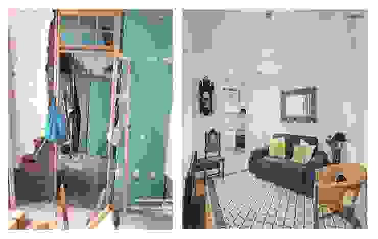 Casa Pombalina: <q>de velho a novo</q>. por Obrasdecor