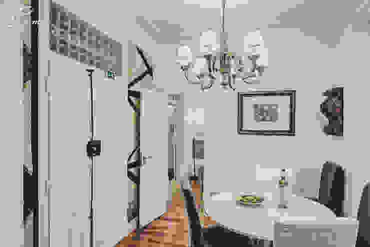 Casa Pombalina: <q>de velho a novo</q>. por Obrasdecor Rústico Pedra