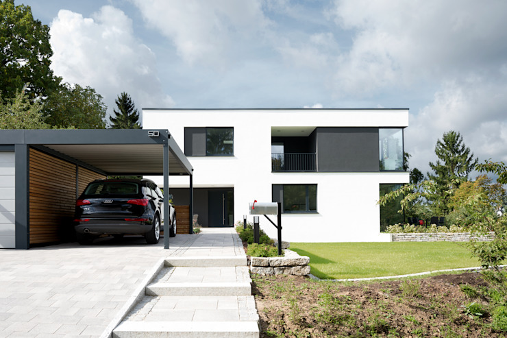 sebastian kolm architekturfotografie Modern Evler